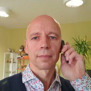 Bild von telefonischer Behandlung
